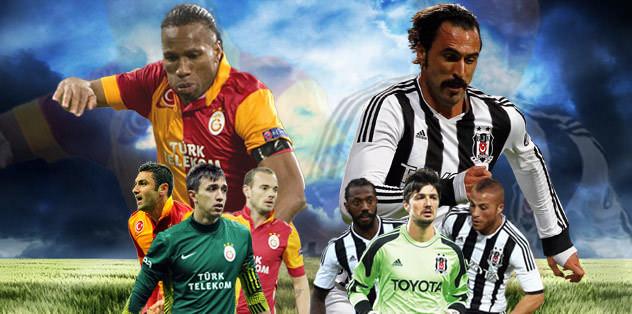 Galatasaray - Be�ikta� istatistikleri