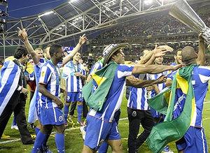 Kayserispor Porto'nun izinde...