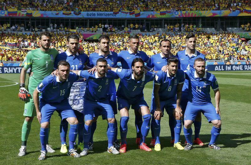 Kolombiya'n�n ilgin� gol sevinci