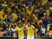 Konfederasyonlar Kupası finalinden kareler