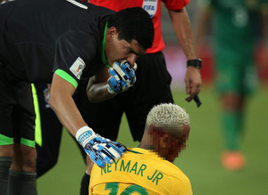 Neymar �l�mden d�nd�