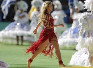 Shakira Maracana'y� sallad�
