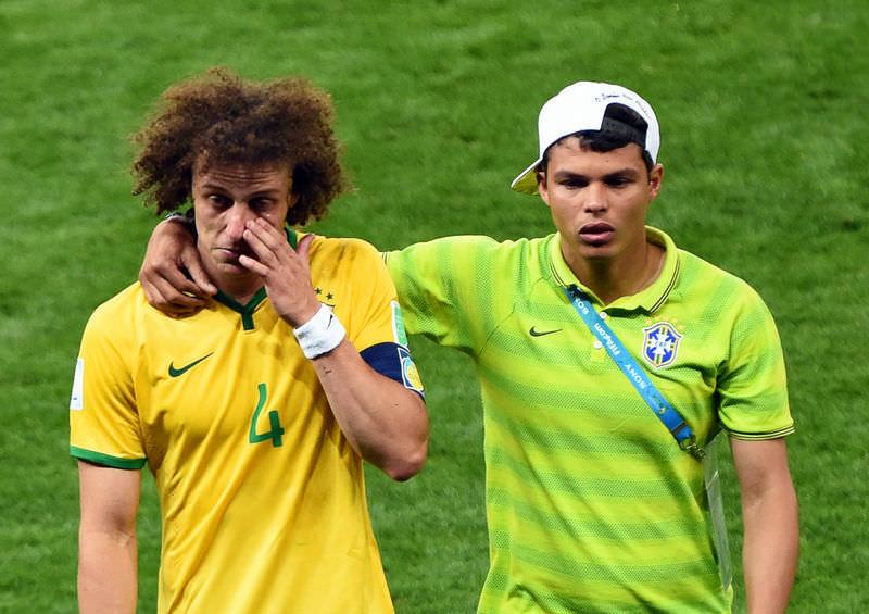 Sosyal medyay� sallayan Brezilya - Almanya maç� capsleri