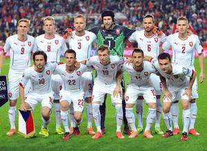 T�rkiye 1-2 �ek Cumhuriyeti