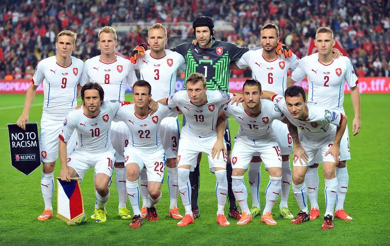 Türkiye 1-2 Çek Cumhuriyeti