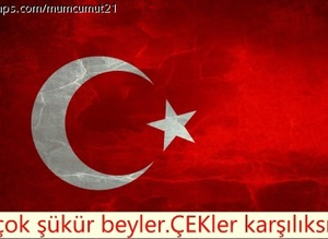 Türkiye-Çek Cum. maçı caps'leri