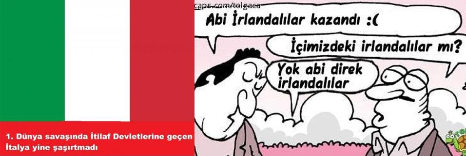 Türkiye elendi caps'ler patlad�