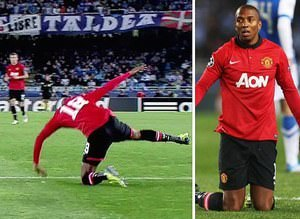 Yeter Ashley Young!