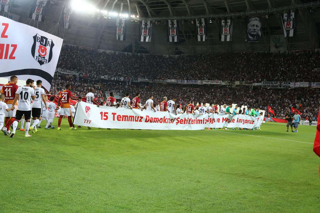 Be�ikta� - Galatasaray maç�nda kareler!