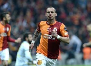 Galatasaray 1-0 Fenerbah�e