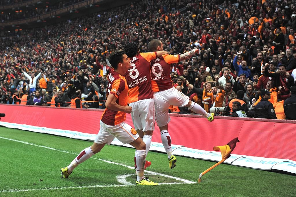 Galatasaray 1-0 Fenerbahçe - Sayfa 5 - Galeri ...