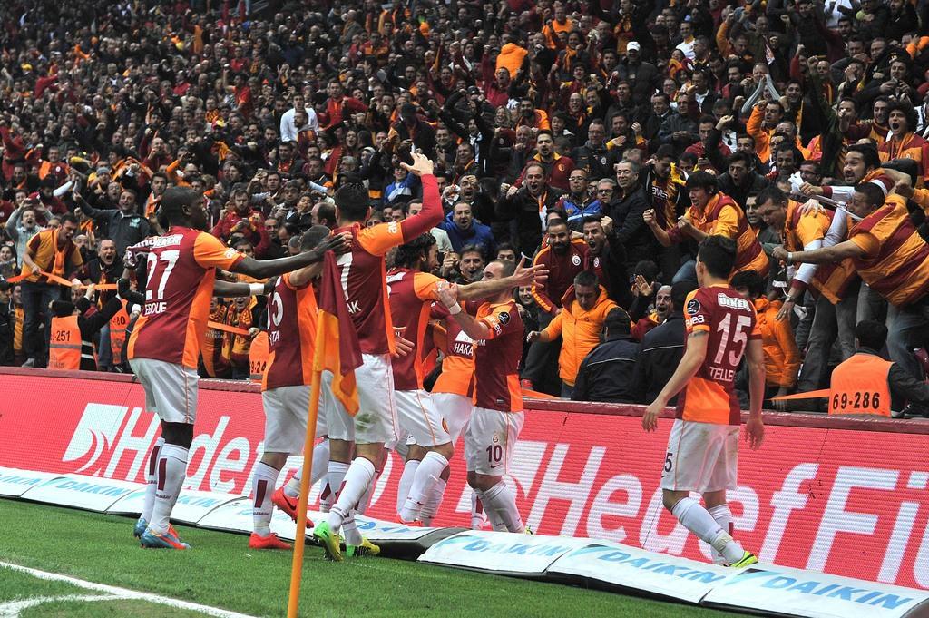 Galatasaray 1-0 Fenerbahçe - Sayfa 47 - Galeri ...