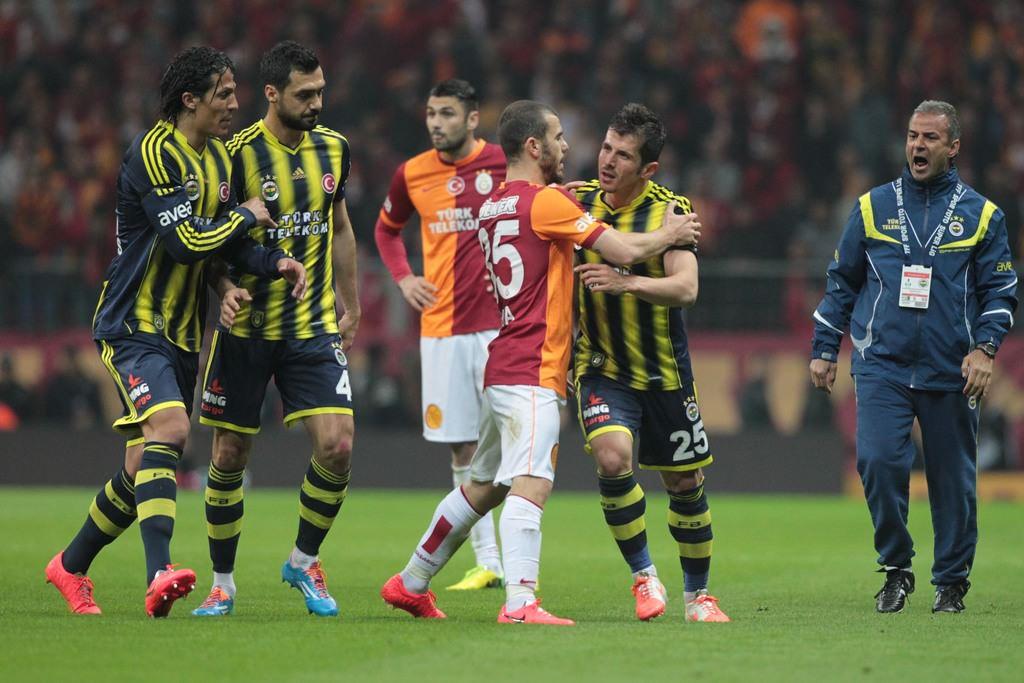Galatasaray 1-0 Fenerbahçe - Sayfa 45 - Galeri ...