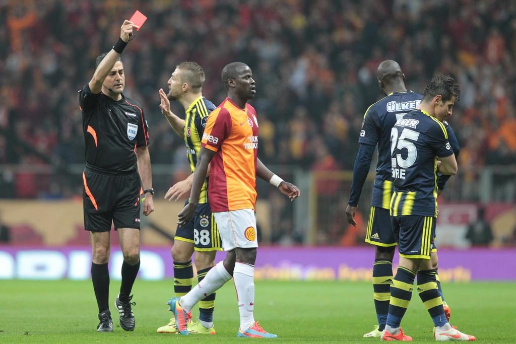 Galatasaray 1-0 Fenerbahçe - Sayfa 1 - Galeri ...