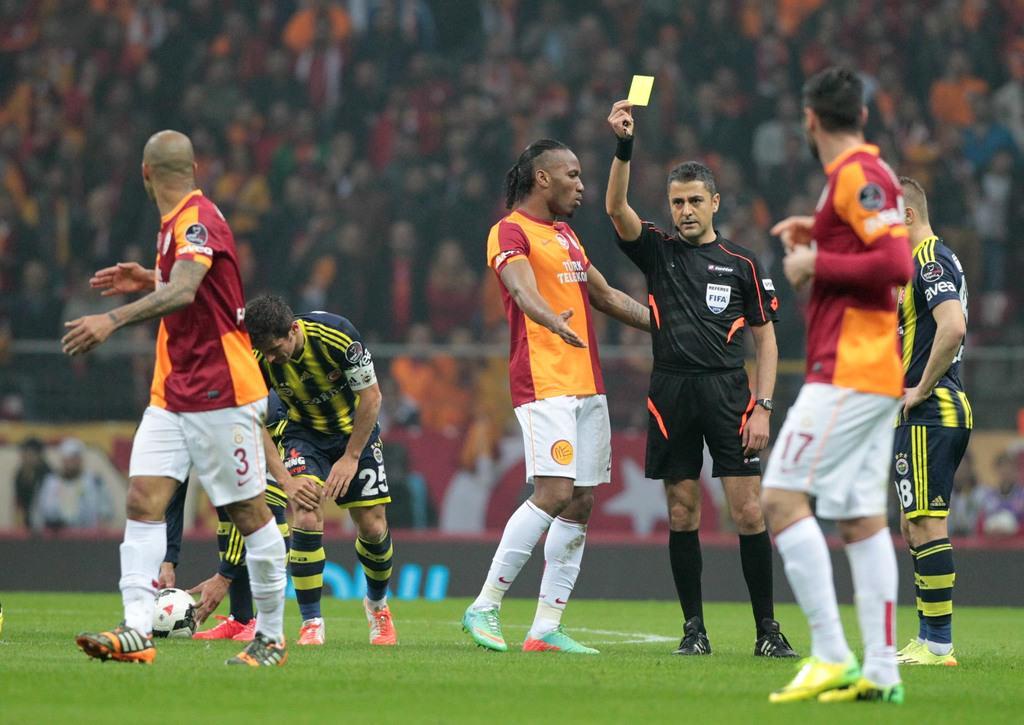 Galatasaray 1-0 Fenerbahçe - Sayfa 39 - Galeri ...