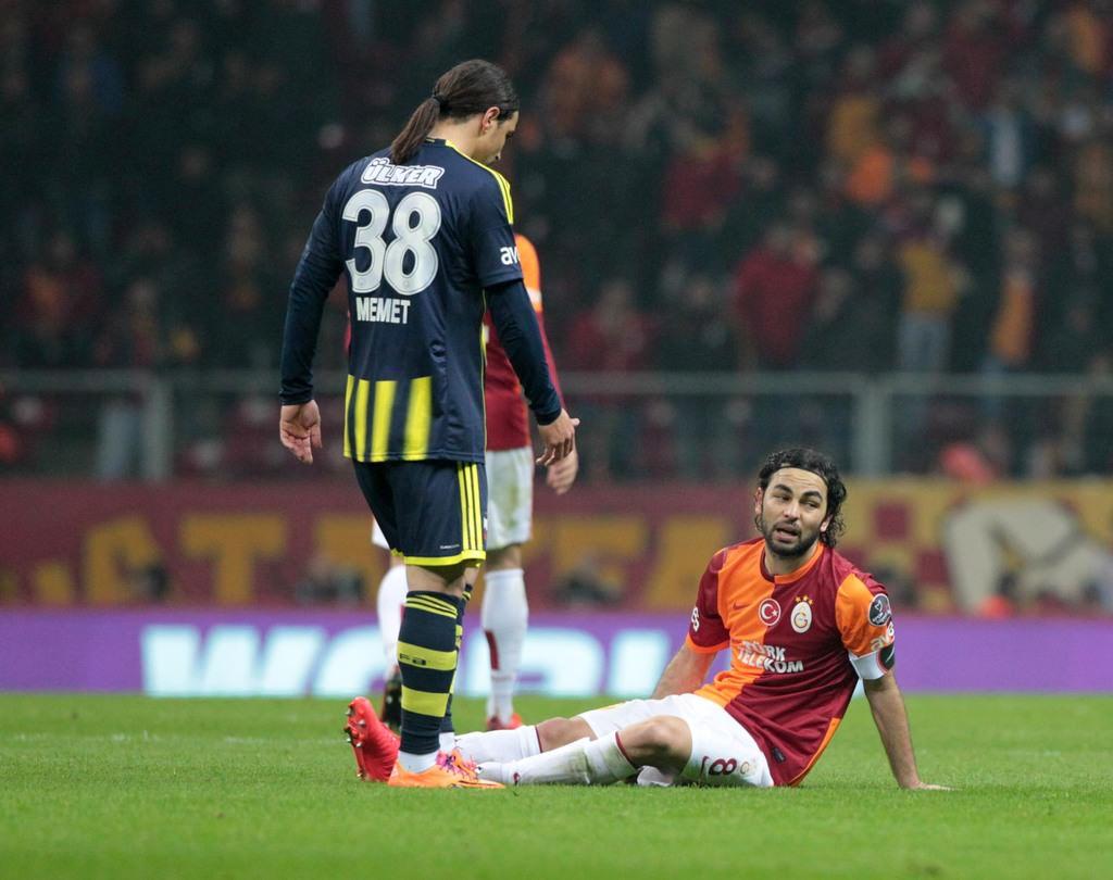 Galatasaray 1-0 Fenerbahçe - Sayfa 46 - Galeri ...
