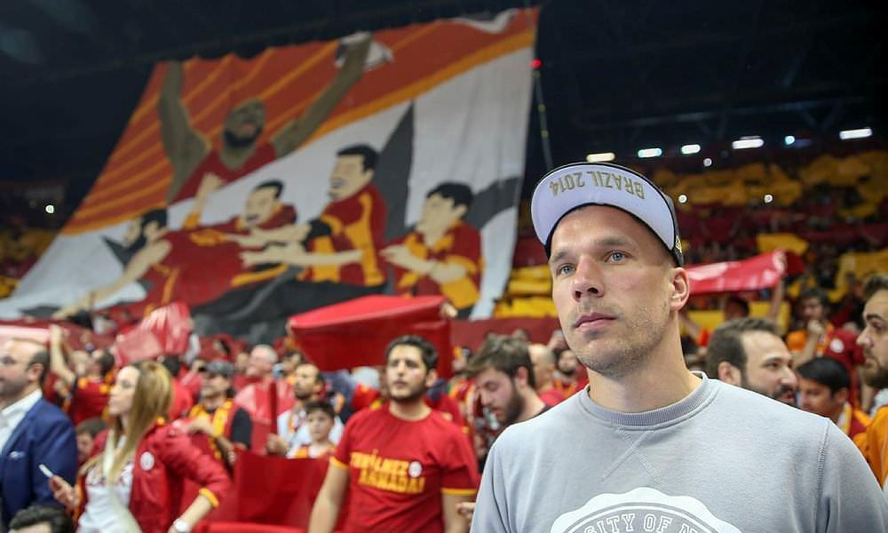 Galatasaray Avrupa �ampiyonu