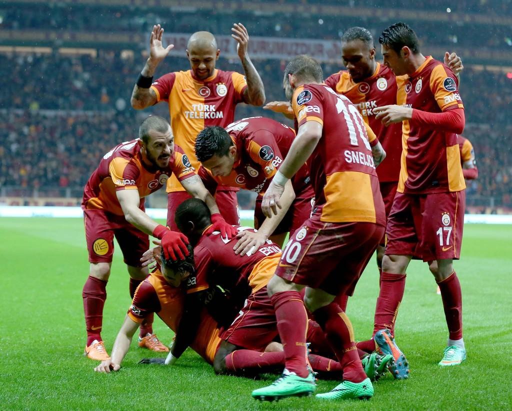 Galatasaray gol oldu yağdı - Sayfa 1 - Galeri ...