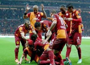 Galatasaray gol oldu ya�d�