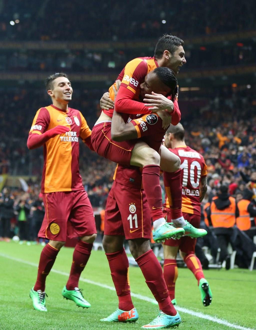 Galatasaray gol oldu yağdı - Sayfa 18 - Galeri ...