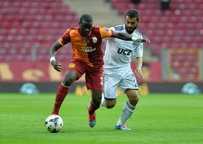 Galatasaray - Kas�mpa�a ma��n�n twitter geyikleri