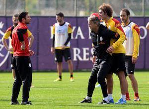 Galatasaray transferde d�nyalar� harcad�