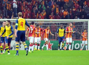 Galatasaray-Arsenal