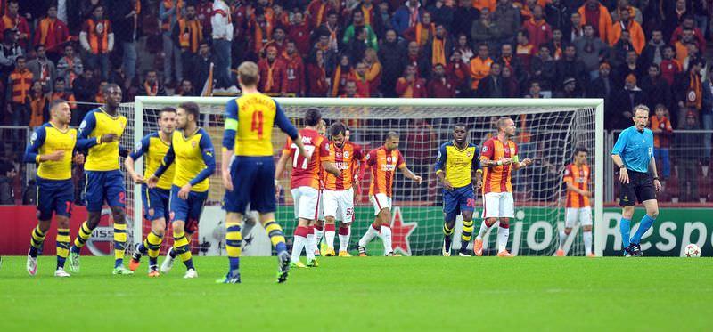 Galatasaray-Arsenal