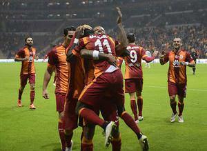 Galatasaray-�.Rizespor