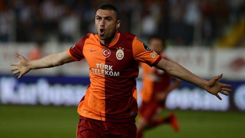 Galatasaray'da Burak Yılmaz çılgınlığı!