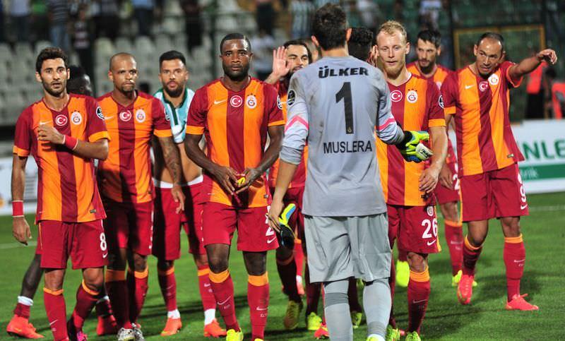 ��te Galatasaray'daki gruplar
