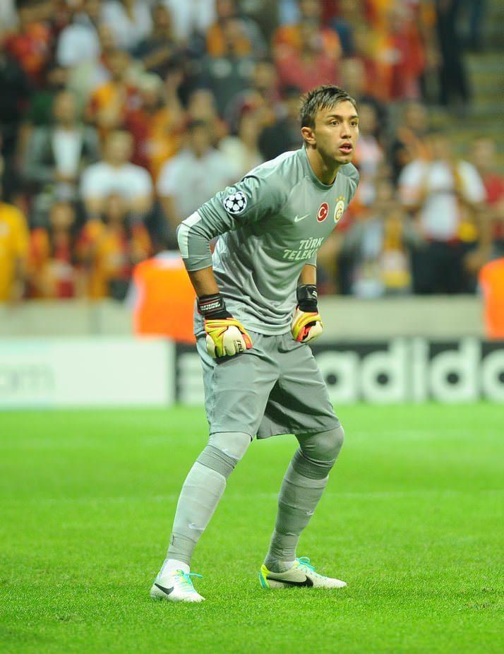 Galatasaray'�n �ampiyonlar Ligi kadrosu