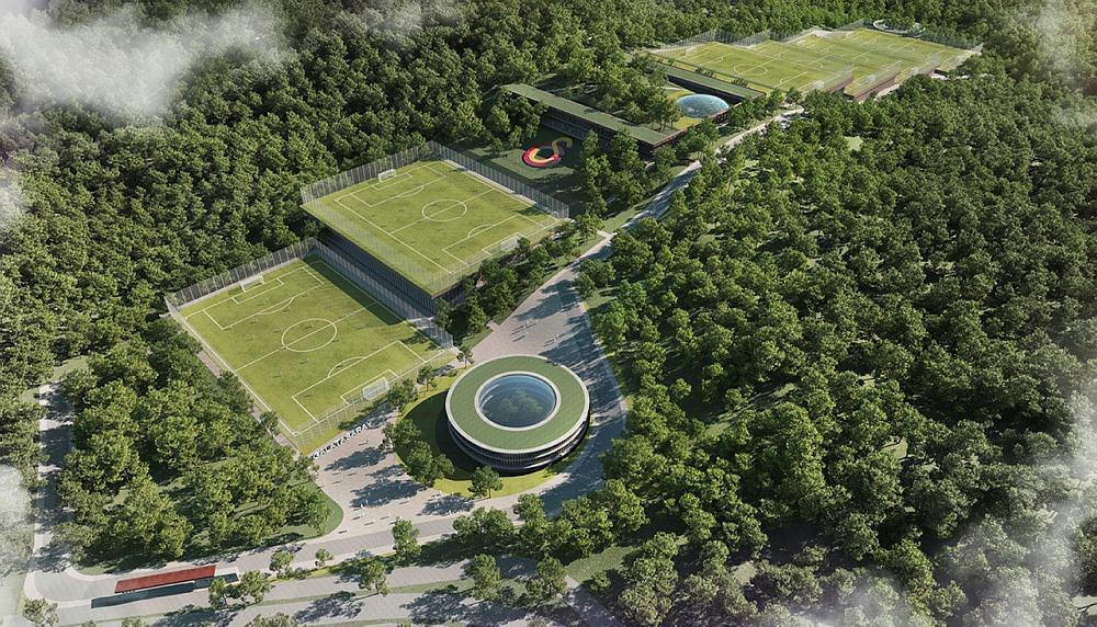 Galatasaray'ın yeni projeleri bittiğinde böyle olacak