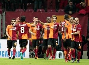 G.Saray-Benfica ma��ndan kareler