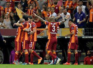 Galatasaray bu listede F.Bah�e'yi sollad�