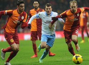 G.Saray-Trabzon twitter geyikleri