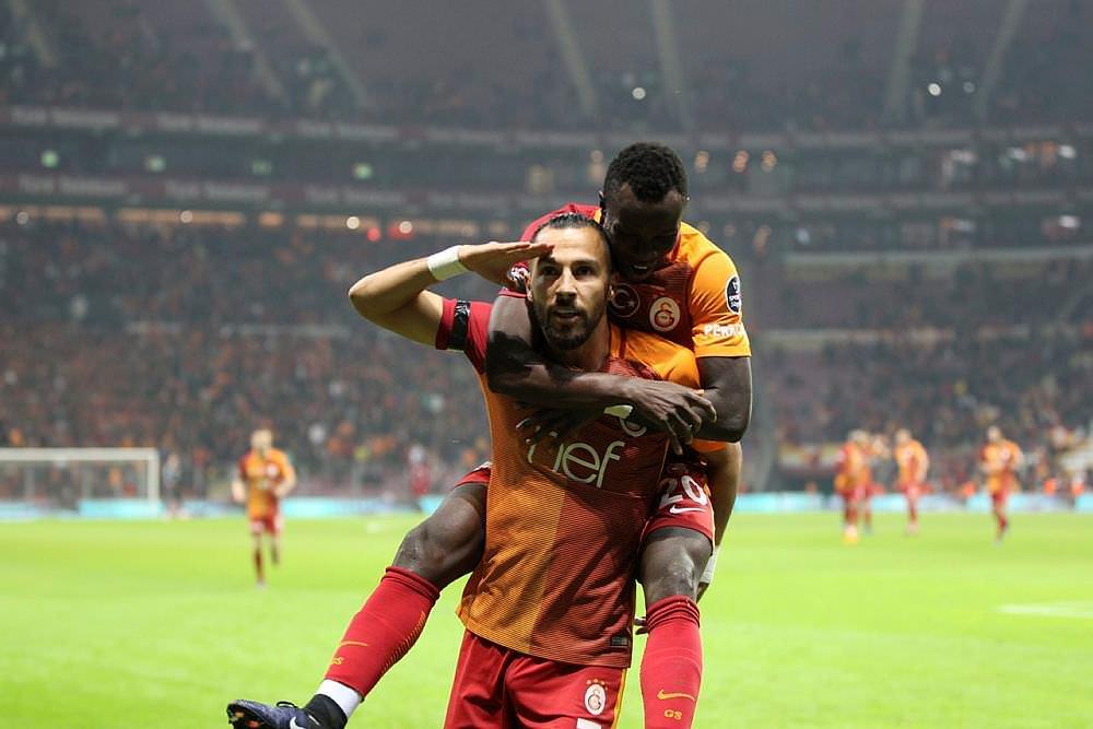 İşte Galatasaray'ın 24Erzincanspor maçı 11'i
