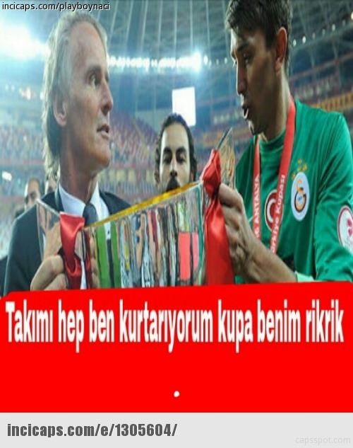 Kasımpaşa - Galatasaray maçı caspleri!