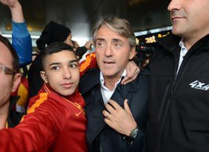 Mancini gitti onlara g�n do�du!