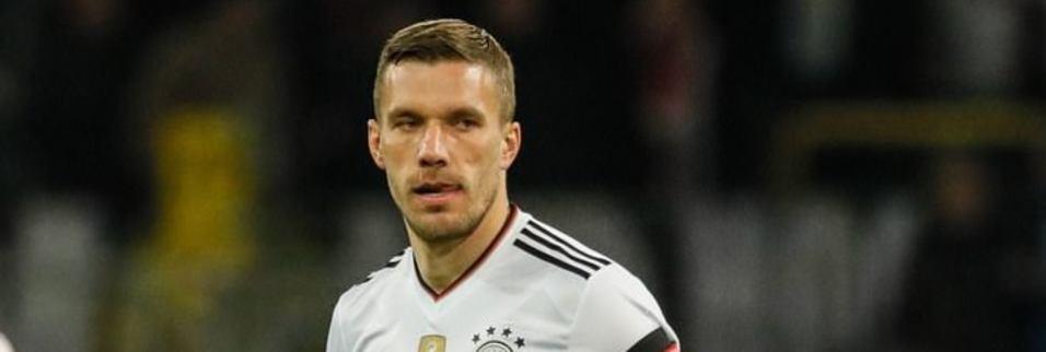 Podolski'nin milli takıma veda maçı