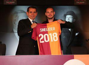 Sneijder imzay� att�