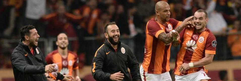 Sneijder Twitter'� sallad�