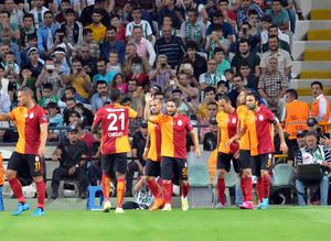 Konyaspor - G.Saray geyikleri