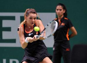 WTA Championships �stanbul'dan kareler(23 Ekim 2013)