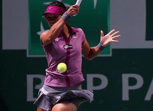 WTA Championships �stanbul'dan kareler(24 Ekim 2013)