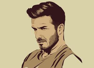 Beckham 40 ya��nda
