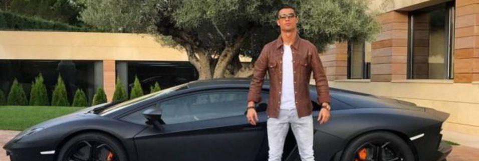 C. Ronaldo'yla fena dalga geçtiler