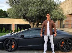 C. Ronaldo'yla fena dalga ge�tiler