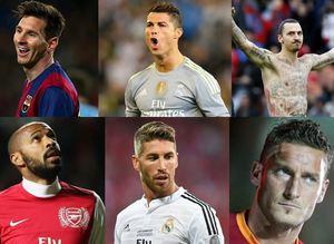 Futbolcular�n 20 sene sonraki halleri