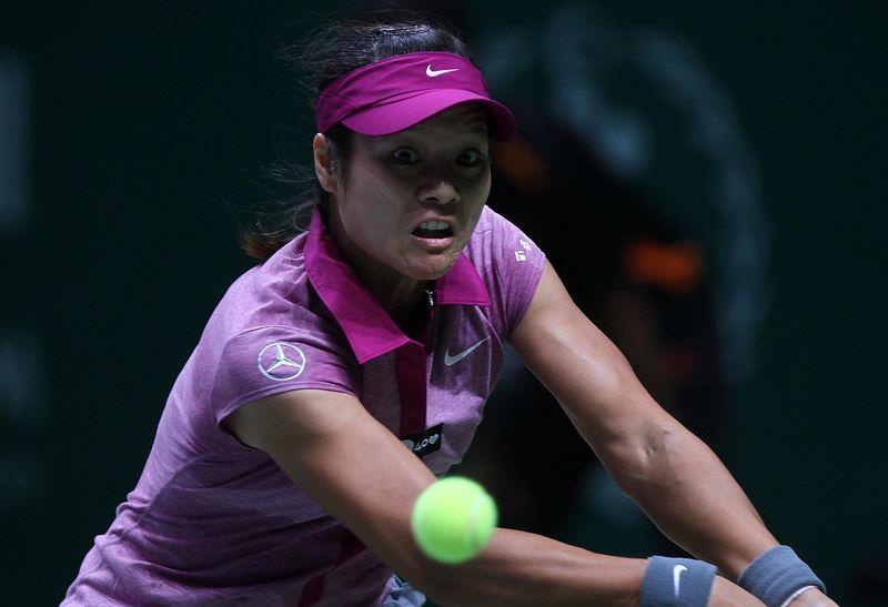 WTA Championships �stanbul'dan kareler(25 Ekim 2013)